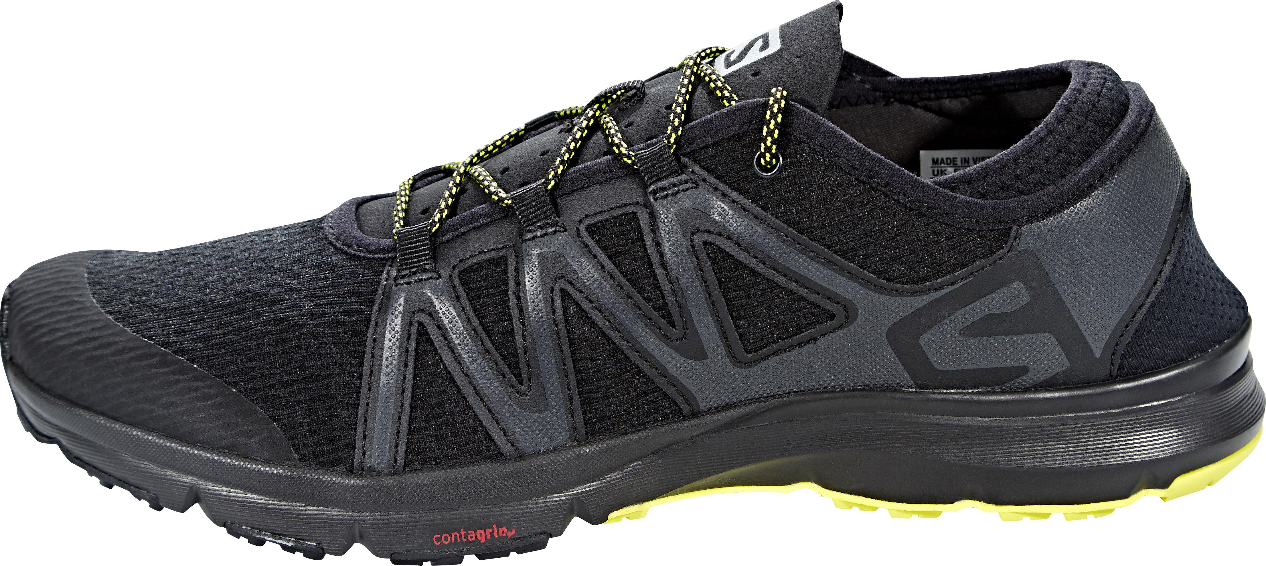 40fe8d3a6675f Salomon Crossamphibian Swift Shoes Men black at Addnature.co.uk